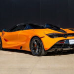 2020 McLaren 720s Orange
