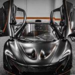 2020 McLaren P1 Black