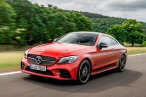 2020 Mercedes-Benz C Class Coupe