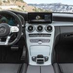 2020 Mercedes-Benz C-Class Inside