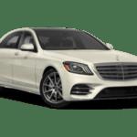 2020 Mercedes-Benz S-Class 550