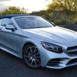 2020 Mercedes-Benz S-Class Convertible