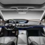 2020 Mercedes-Benz S-Class Interior