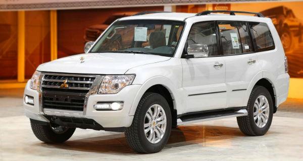 2020 Mitsubishi Pajero GLS