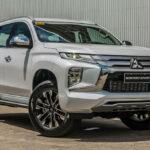 2020 Mitsubishi Pajero GLX