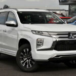 2020 Mitsubishi Pajero Sport Exceed
