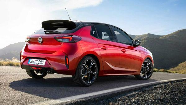 2020 Opel Corsa GSI