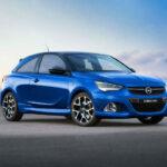 2020 Opel Corsa OPC