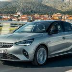 2020 Opel Corsa Sedan
