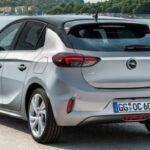 2020 Opel Corsa Siyah