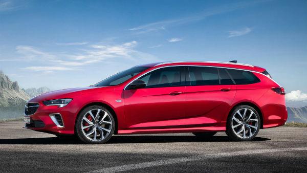2020 Opel Insignia Wagon