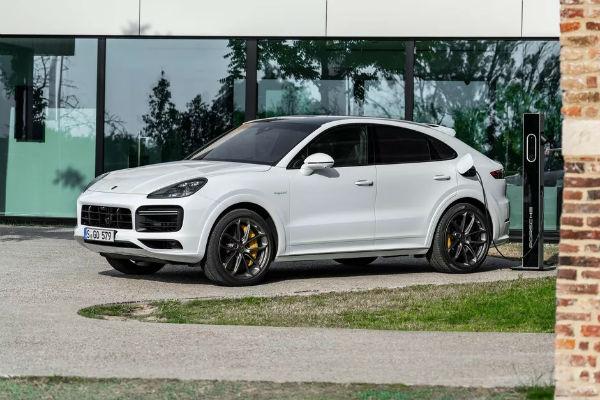 2020 Porsche Cayenne Hybrid