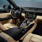 2020 Porsche Cayenne Turbo Interior
