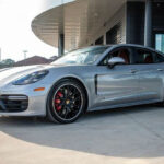 2020 Porsche Panamera GTS Turbo