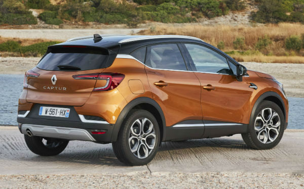 2020 Renault Captur Iconic
