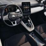 2020 Renault Clio Interior