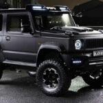 2020 Suzuki Jimny Black