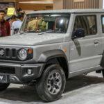 2020 Suzuki Jimny Grey