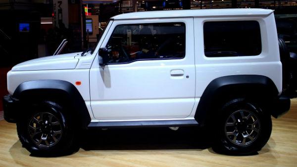 2020 Suzuki Jimny White