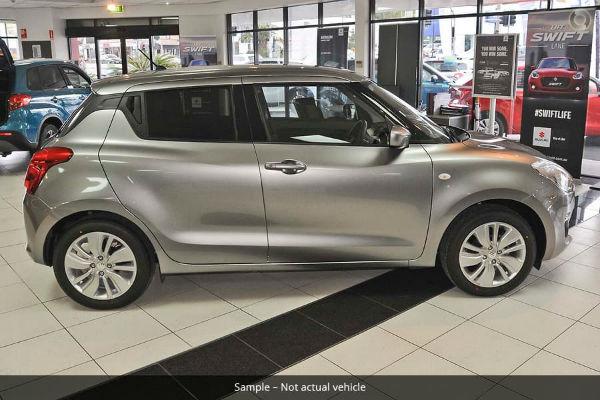 2020 Suzuki Swift GL Navigator