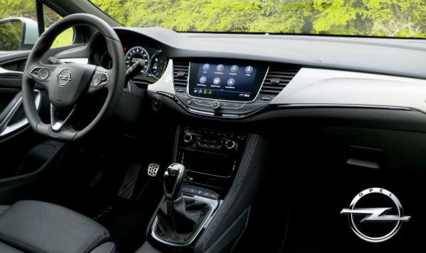 2020 Vauxhall Astra Interior