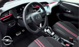 2020 Vauxhall Corsa Interior