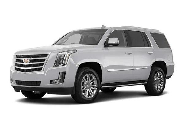 Cadillac Escalade 2020 Silver