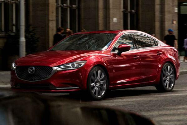 Mazda6 2020 Signature