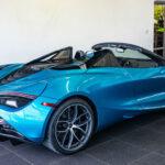 McLaren 720s 2020 Blue
