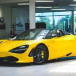 McLaren 720s 2020 Yellow