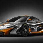 McLaren P1 2020 GTR
