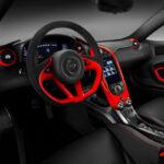 McLaren P1 2020 Interior