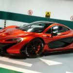 McLaren P1 2020 Red