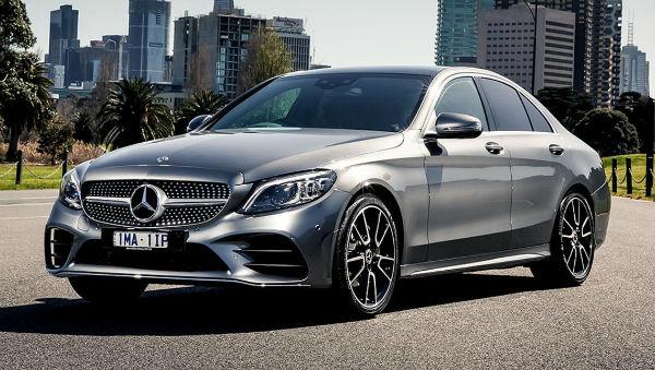 Mercedes-Benz C-Class 2020 C 180