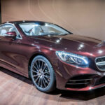 Mercedes-Benz S Class 2020 Coupe