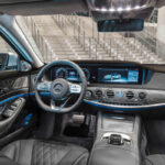 Mercedes-Benz S-Class 2020 Interior