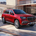 Mercedes Maybach GLS 2020 4Matic