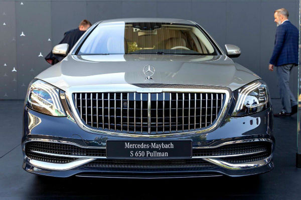 Mercedes S650 Maybach 2020