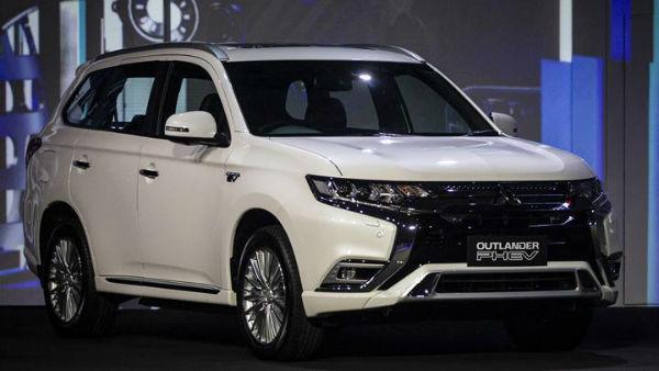 Mitsubishi Outlander 2020 Indonesia