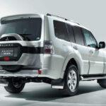 Mitsubishi Pajero 2020 Japan