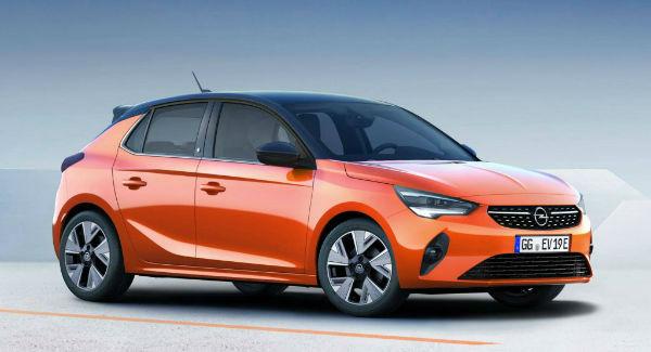 Opel Corsa 2020 Maroc