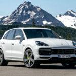 Porsche Cayenne 2020 Cena