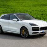 Porsche Cayenne 2020 Coupe