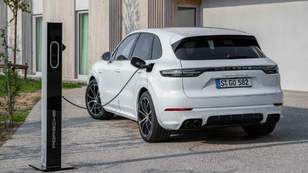 Porsche Cayenne 2020 Hybrids