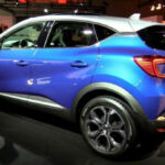 Renault Captur 2020 Blue
