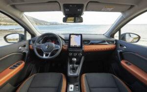 Renault Captur 2020 Interior