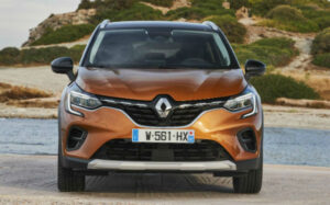 Renault Captur Advert Actor 2020