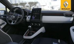 Renault Clio 2020 Interior