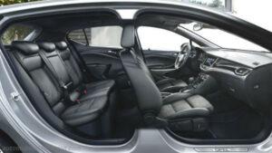 Vauxhall Astra 2020 Inside