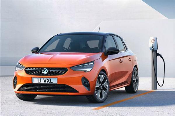Vauxhall Corsa-e 2020
